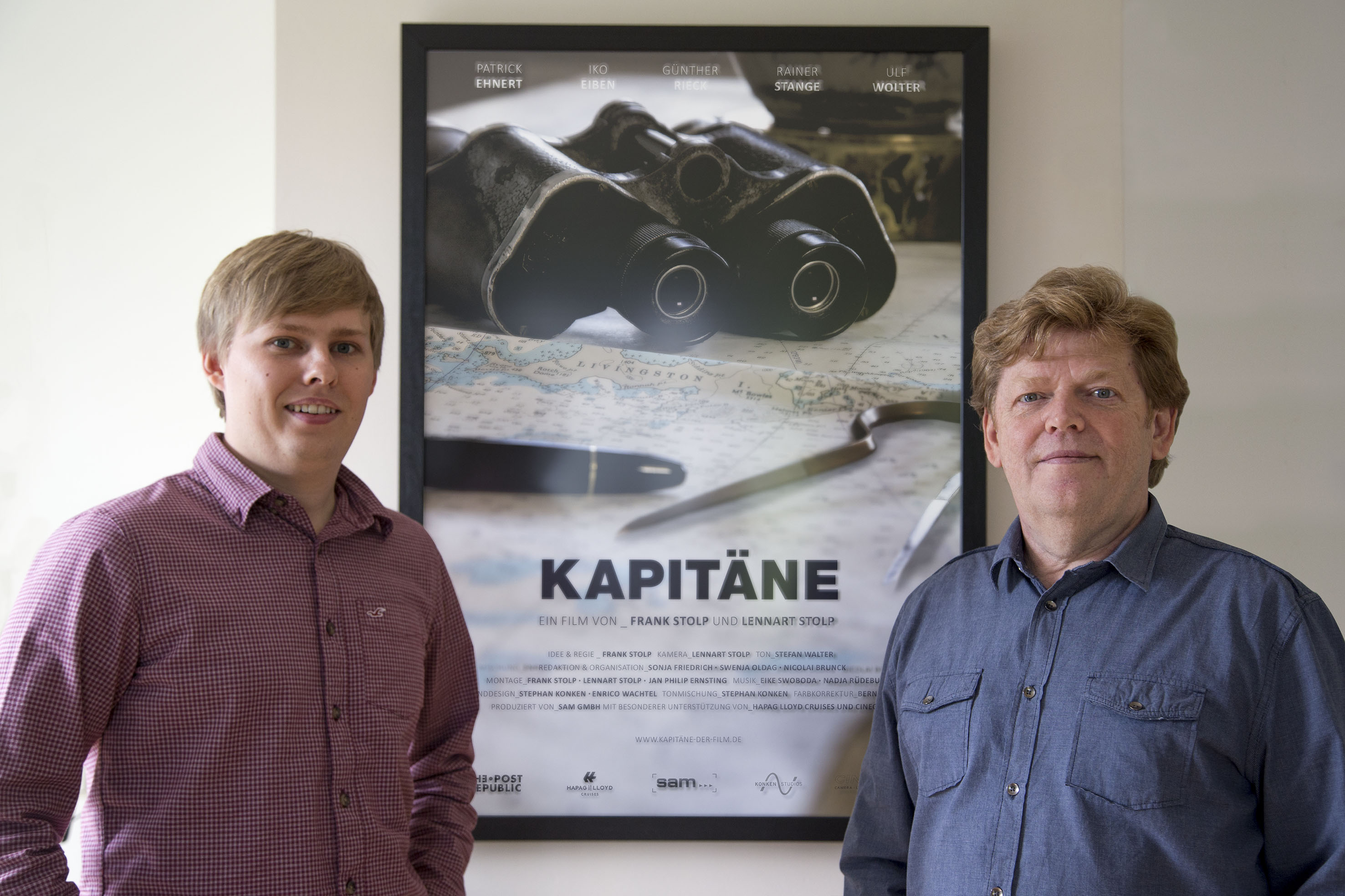 Lennart und Frank Stolp